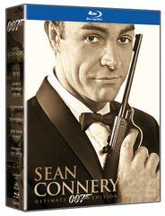 James Bond: Sean Connery (Kolekce 6 filmů) - Blu-ray