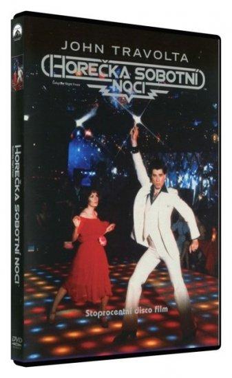 Horečka sobotní noci - DVD