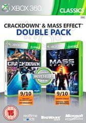 Crackdown & Mass Effect - Double Pack - Xone/X360