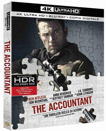 Zúčtování (4K Ultra HD) - UHD Blu-ray
