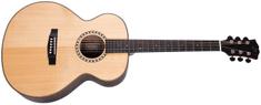 Dowina Danubius ME-GA-S Akustická gitara