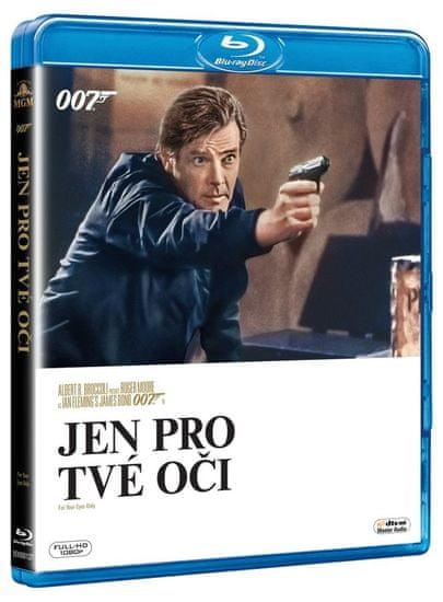 Bond - Jen pro tvé oči - Blu-ray