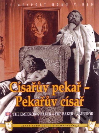 Císařův pekař - Pekařův císař - DVD digipack
