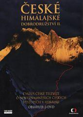 České himálajské dobrodružství II. (3x DVD) - DVD