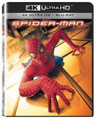Spider-Man - 4K UHD Blu-ray + Blu-ray (2 BD)