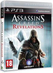 Assassins Creed: Revelations - PS3