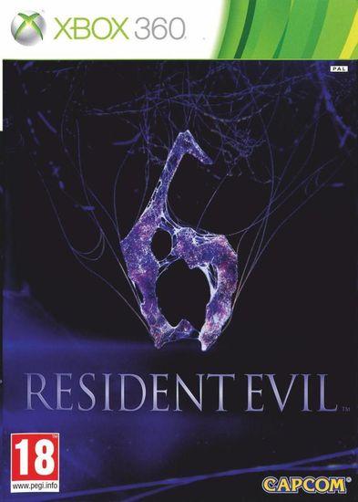 Resident Evil 6 - X360