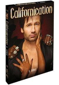 Californication - 5. série - DVD