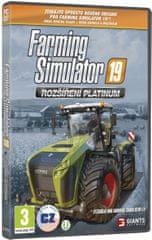 Farming Simulator 19 (rozšíření Platinum) CZ - PC