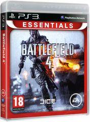 Battlefield 4 (Essentials) - PS3
