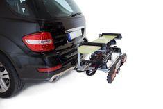 TowBox ANETO nosič lyží na ťažné zariadenie