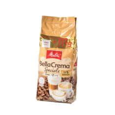 MELITTA Bellacrema Speciale zrnková káva 100% ARABICA 1 kg