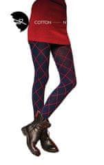 Gatta Dámské punčochové kalhoty Gatta G88.716 Trendyline Cotton vz.04