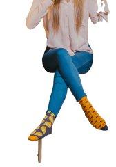 Spox Sox Ponožky Spox Sox - Myš a sýr