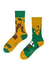 "Spox Sox Ponožky Spox Sox - ""Gdzie Pieprz Rośnie"" (""Kde roste pepř"")"