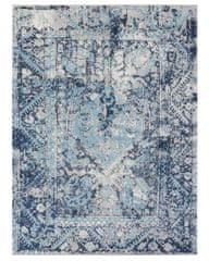 NOURISTAN Kusový koberec Lugar 104088 Sky Blue