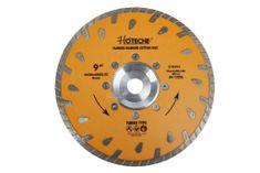 Hoteche Diamantový řezný kotouč 180 mm, TURBO - HT570334   Hoteche