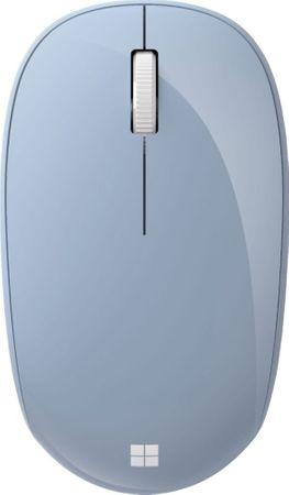 Microsoft Bluetooth Mouse, pasztellkék (RJN-00018)