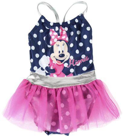 Disney Minnie lány fürdőruha, 98, kék