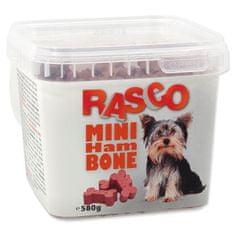 RASCO Pochoutka mini kosti šunkové 580 g