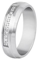 Beneto Női esküvői gyűrű acélból SPD03