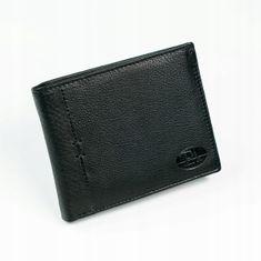 Pierre Andreus Pánská peněženka z černé kůže André