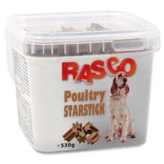 RASCO Pochoutka starstick drůbeží 530 g