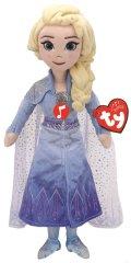 TY Beanie Babies Lic Frozen 2 Elsa - Hangokat kiadó hercegnő, 40 cm