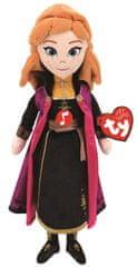 TY Beanie Babies Lic Frozen 2 Anna - hangokat kiadó hercegnő, 40 cm
