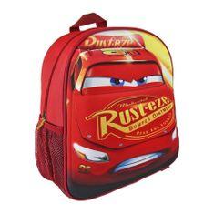 Cerda Dětský batoh Auta 3D červený