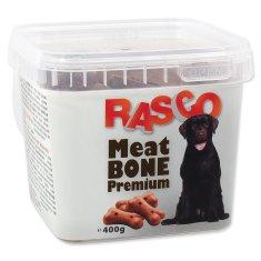 RASCO Sušenky kosti masové 400 g