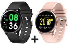Smartomat zvýhodněný set Roundband 2 + Roundband 2, chytré hodinky (smartwatch)
