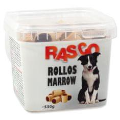 RASCO Sušenky rollos morkový malý 530 g