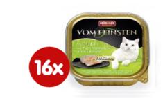Animonda V.Feinsten CORE morka, kuracie prsia + bylinky pre mačky 16 x 100g