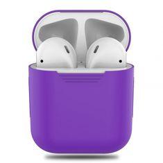 ACM AirPods ochranný obal - Purple