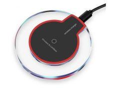 ACM Bezdrátová nabíječka Qi Standard - pure&black