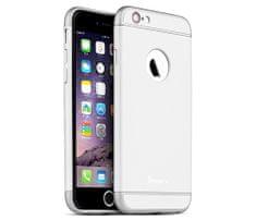 iPaky Obal iPaky iPhone 6/6S Plus - 3 Pieces Series Stříbrný