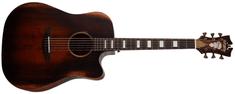 D'Angelico Premier Bowery Aged Natural Elektroakustická kytara