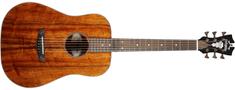 D'Angelico Niagara Acoustics KOA Elektroakustická kytara