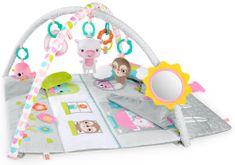 Bright Starts Deka na hranie domček pre bábiky Floors of Fun 0m + 2019