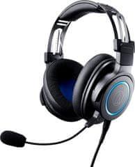 Audio-Technica ATH-G1 gaming slušalice s mikrofonom, crne