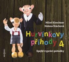 Divadlo S+H: Hurvínkovy příhody 4 - CD
