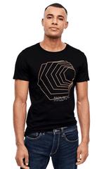Q/S designed by pánské tričko 40.912.32.5465