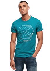 Q/S designed by pánske tričko 40.912.32.5465
