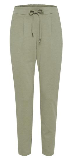 b.young dámske nohavičky Rizetta 6104630000, XL, zelená