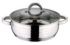 Blaumann Pekáč / hrniec s pokrievkou nerez 32 cm Gourmet Line