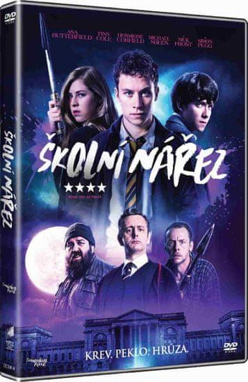 Školní nářez - DVD