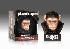 Planeta opic: Cézarova kolekce (s hlavou Cézara) - Blu-ray