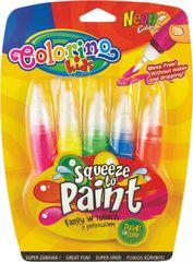Colorino barve v čopiču, 5 kosov (66044PTR)
