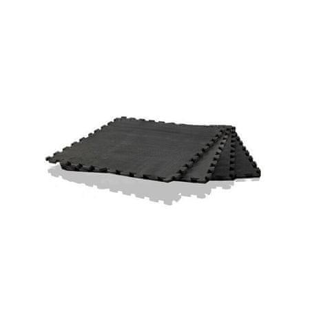 Gymstick Interlocking Mat sestavljiva podloga, 60 x 60 x 1,2 cm, 4 kosi